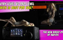 Entry Level vs Pro Level HF Ham Radios | Which is best for you?