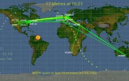 WSPR World Watch v2 – Andorid APP – Propagation Tool