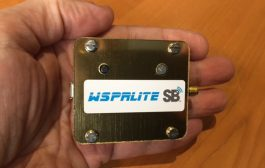 WSPRLite first impressions –  Antenna Performance Analysis System