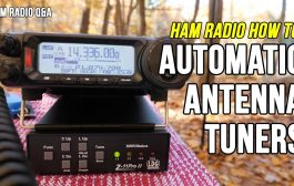 How to use an automatic antenna tuner with a Yaesu FT-891 (LDG Z11 Pro II)