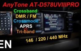 AnyTone AT-D578UV III PRO In-Depth Review DMR Mobile