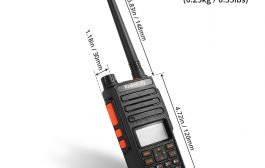 Radioddity GA-510 Dual-Band FM-only Handheld with 10 watts Review