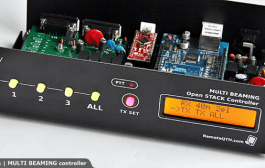 Antenna MULTI BEAMING remote Controller by OK2ZAW & DM5XX