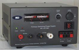 Ameritron ALS-500M Amp and MFJ-4275MV Power Supply