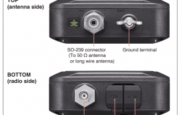 Icom AH 705 Auto ATU for IC-705 – Review, and Mystery Solved?