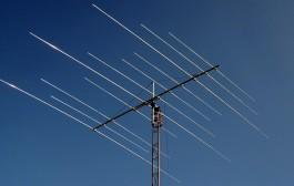 Antenna BEAM 11 elements 3 bands