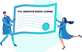Renewing Your Amateur Radio License thru FCC Universal Licensing System