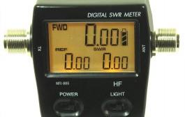 MFJ Digital SWR / Wattmeters – MFJ-845/847