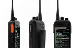 New RFinder B1, Advanced VHF/UHF 4 Watt DMR/Analog Ham Radio Smartphone, NO CODE PLUGS NEEDED!!