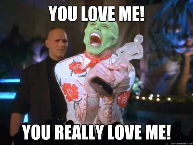 you-love-me