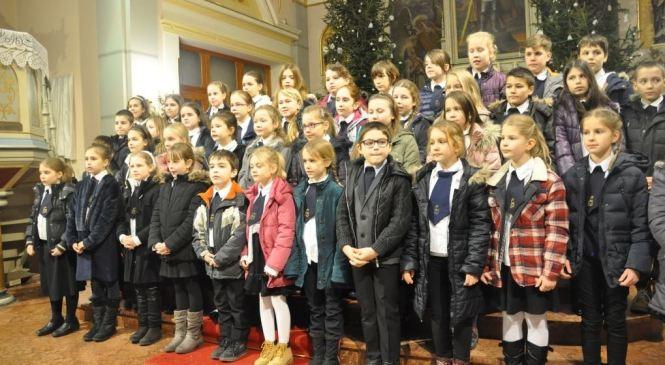 Karácsonyi készület az iskolában