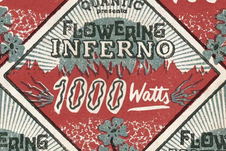 Quantic Presenta Flowering Inferno