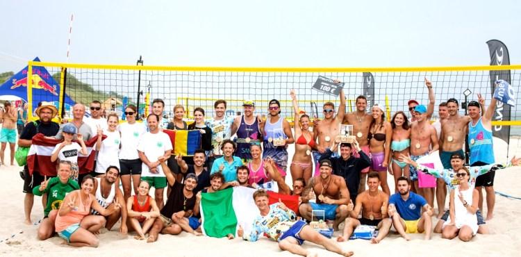 Neringa FM Beachball FEST 16