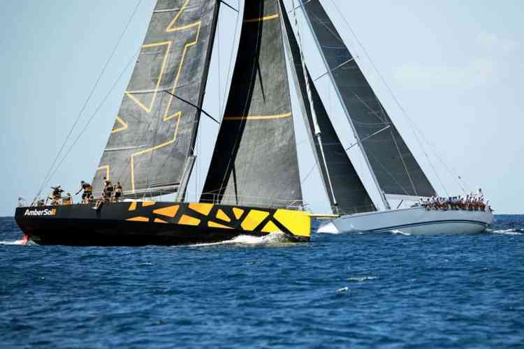 jachta Ambersail II triumfas Barbadose