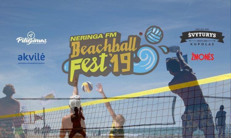 Beachball FEST 2019 cover