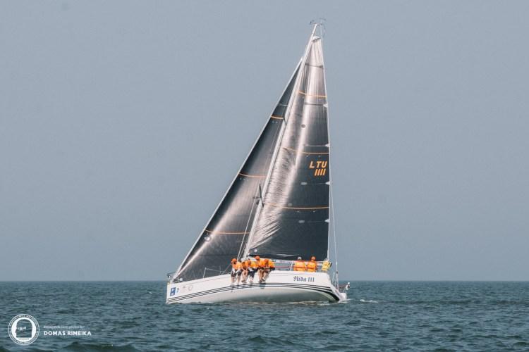 ORC jūrinių jachtų čempionatai - jachta Nida III