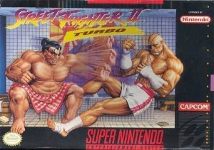 Street Fighter 2 (Super Nintendo)