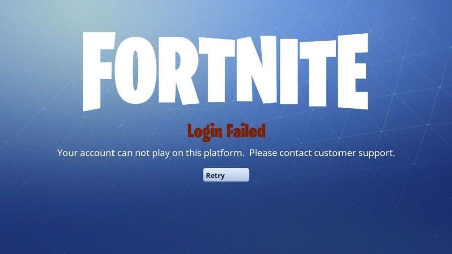 ¿Por qué no puedo iniciar sesión en Fortnite? Algunos jugadores de Battle Royale experimentan problemas