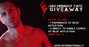 Midnight MM Cafe Giveaway