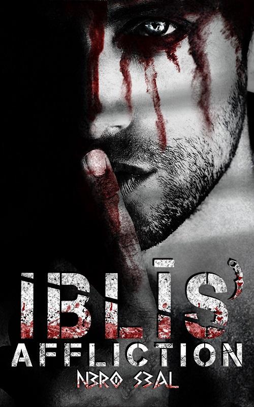 Iblis' Affliction - ebook cover