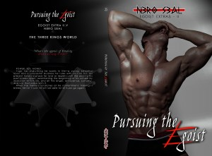 Pursuing the Egoist Paperback cover