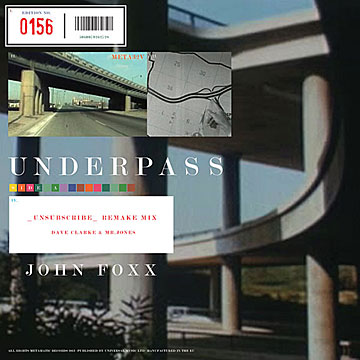 john foxx|meta32va|underpass|unsubscribe_remake|record store day