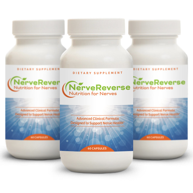 NerveReverse is a natural solution to prevent and treat peripheral neuropathy.
