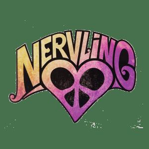 Sticker Nervling Hippie