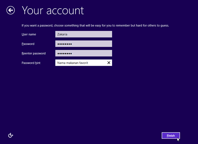 cara instal windows 8 / 8.1