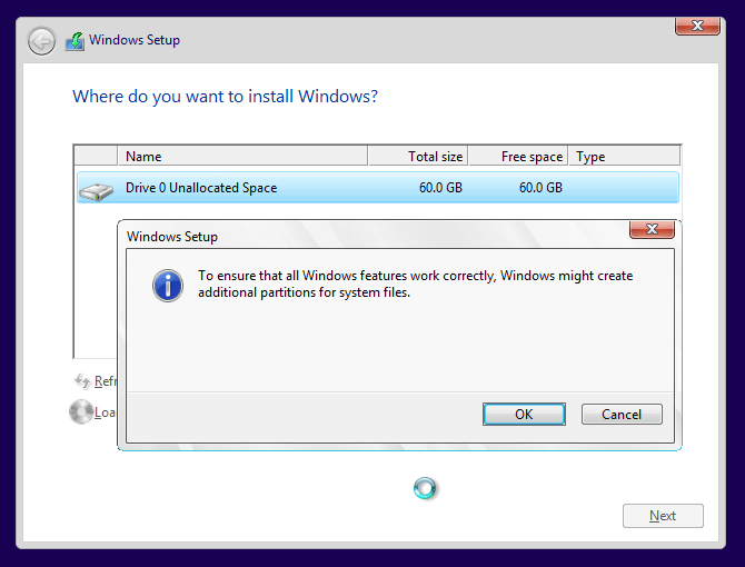 cara menginstal windows 8 / 8.1