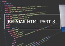Penggunaan Elemen Superscript, Subscript, Small dan Marked Text di HTML