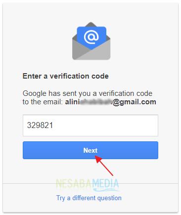 begini lupa kata sandi gmail