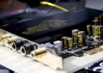 pengertian sound card dan fungsi sound card