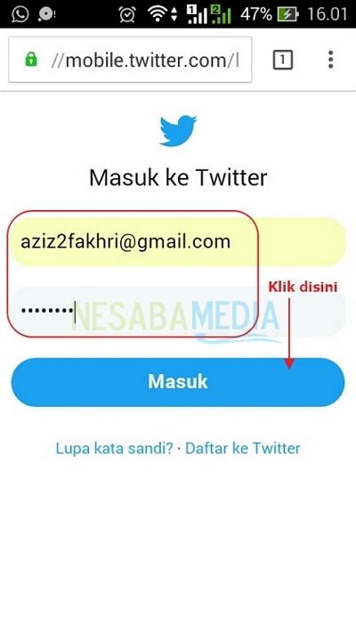 2 Cara Menghapus Akun Twitter Secara Permanen Terbaru 2020