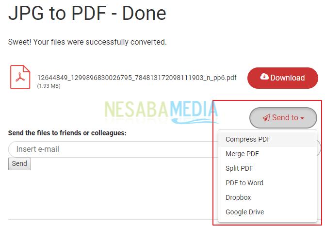 Send Direct