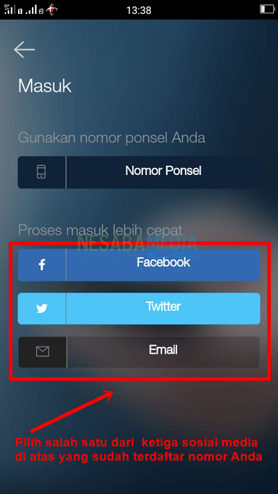 cara cek nomor Telkomsel / simPATi