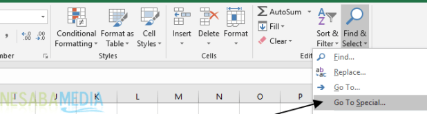 How to Remove Empty Columns and Rows in Excel 7