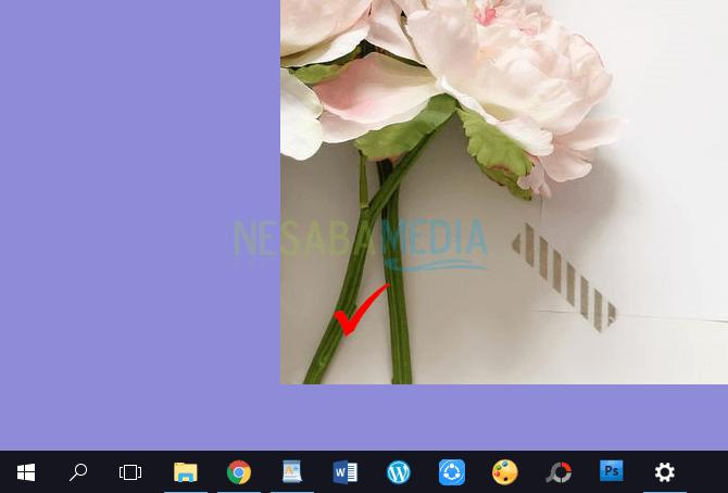 cara mengganti wallpaper laptop windows 10