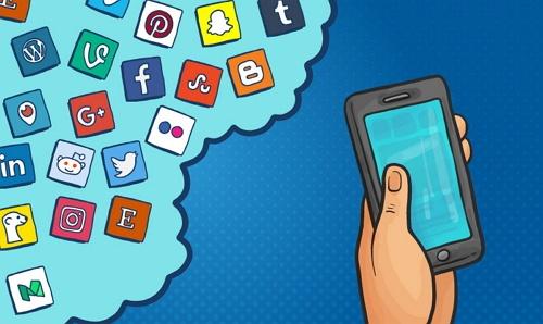 other social media accounts