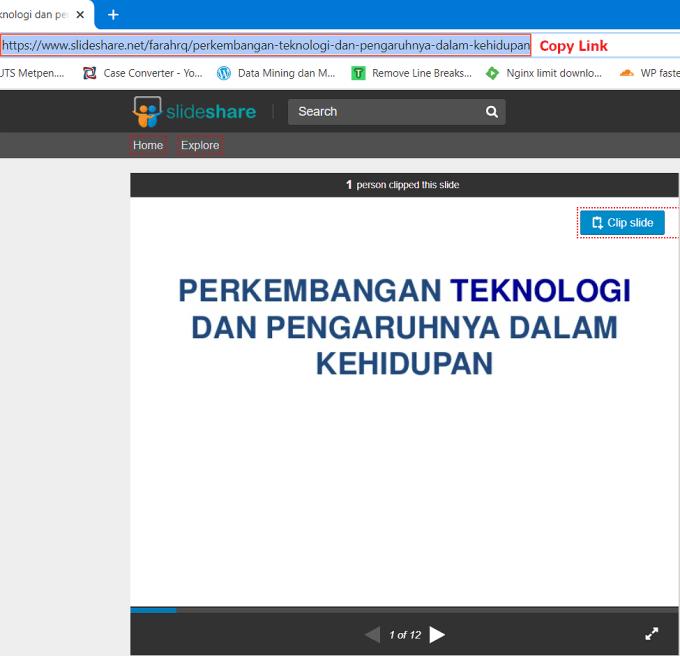 download slideshare lewat ngelmat 1