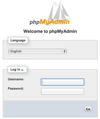 fungsi phpMyAdmin
