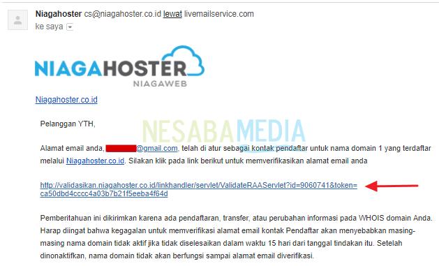 jangan sampai domain diblokir