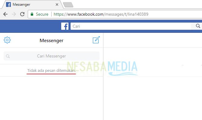 menghapus pesan sekaligus 8