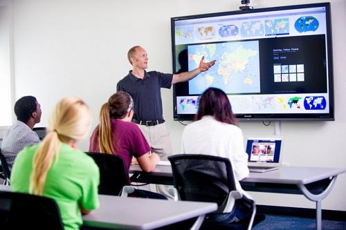 teknologi di bidang pendidikan