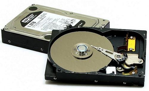 komponen komputer untuk menyimpan data