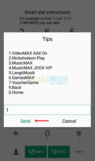 cara menggunakan kuota videomax dengan mudah