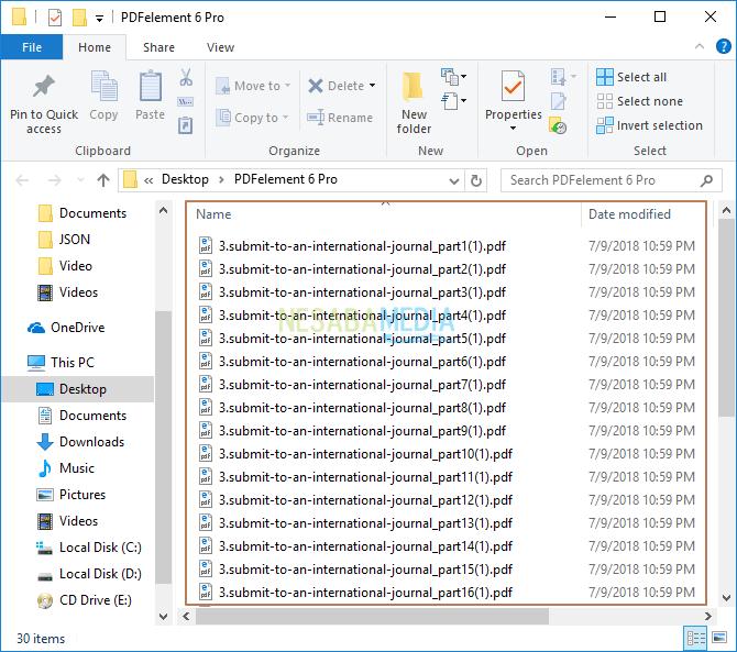 Apowersoft PDF files