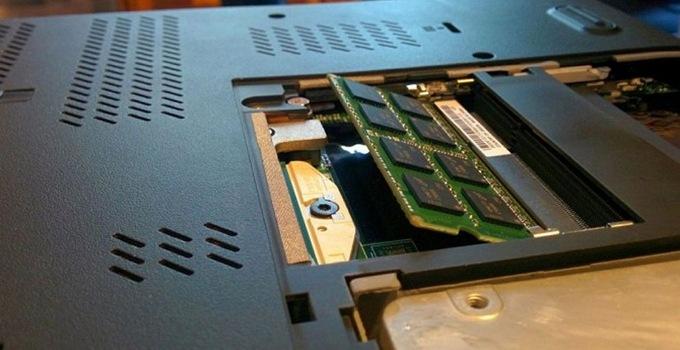 cara melihat jumlah ram di laptop