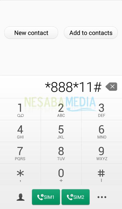 B1 - dial