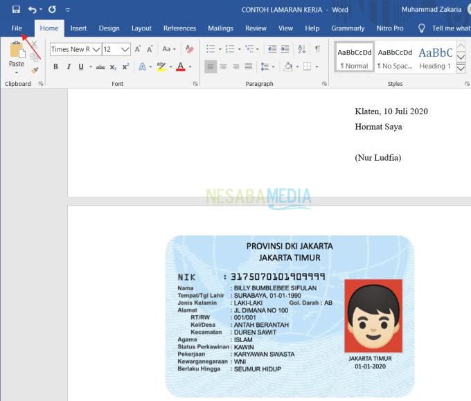 6 Cara Mengirim Lamaran Lewat Email Agar Diterima Edisi 2021